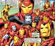 Iron Man Armor from Iron Man Vol 3 1 0001