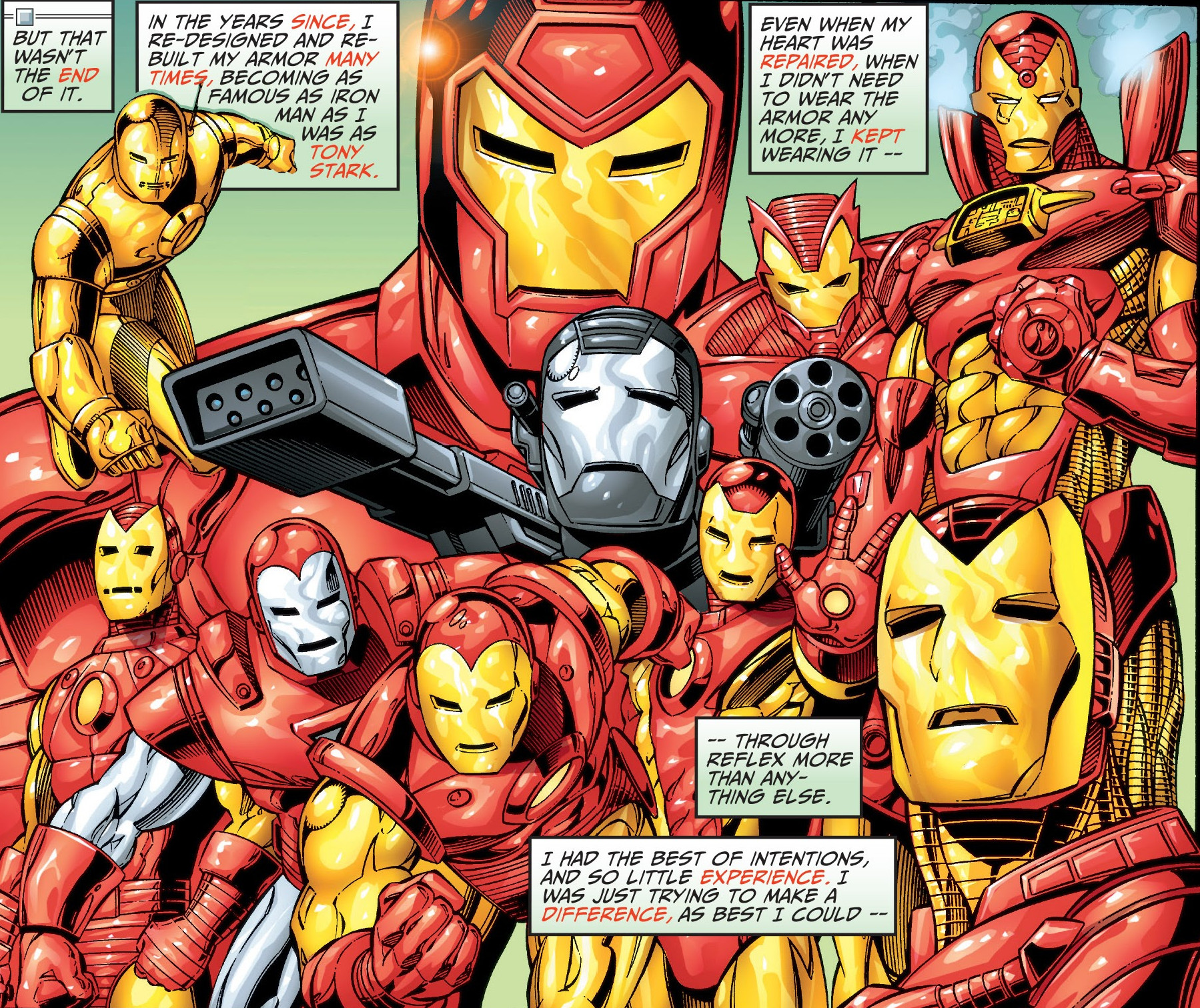 Iron Man Armor from Iron Man Vol 3 1 0001.jpg