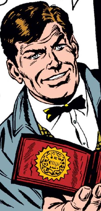 Jeff Colt (FBI) (Earth-616)