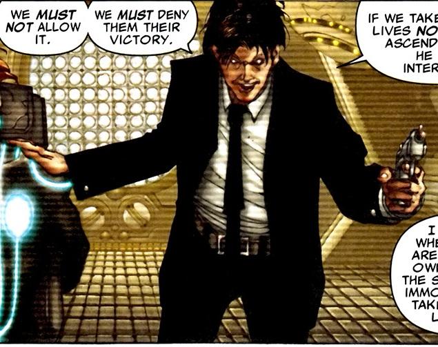 Jonathan Standish (Earth-616)