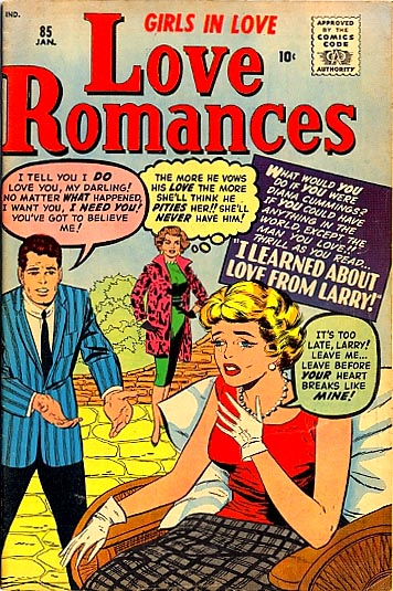Love Romances Vol 1 85