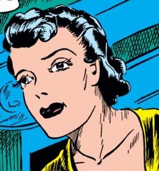 Lucy Harrow (Earth-616)