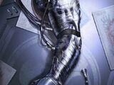 Winter Soldier's Bionic Arm