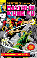 Master of Kung Fu Bleeding Black Vol 1 1