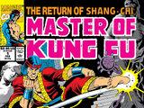 Master of Kung Fu: Bleeding Black Vol 1