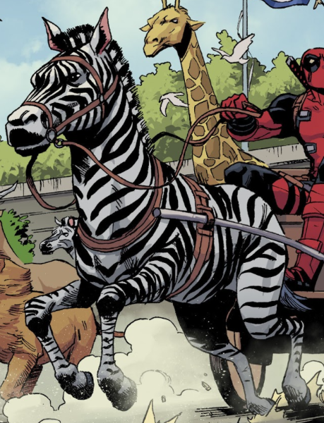 Mustafa (Zebra) (Earth-616)
