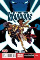 New Warriors Vol 5 3