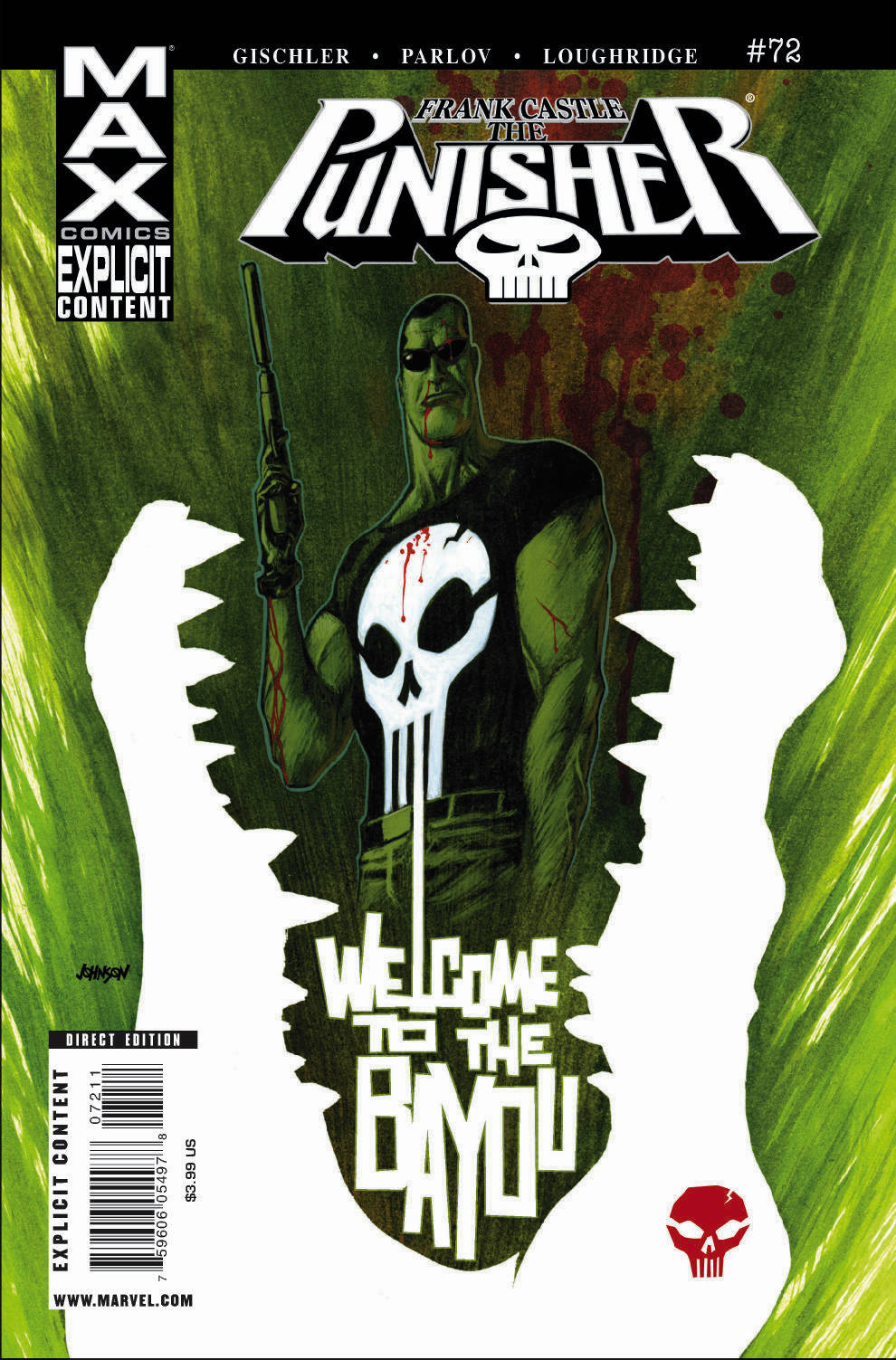 Punisher: Frank Castle Max Vol 1 72