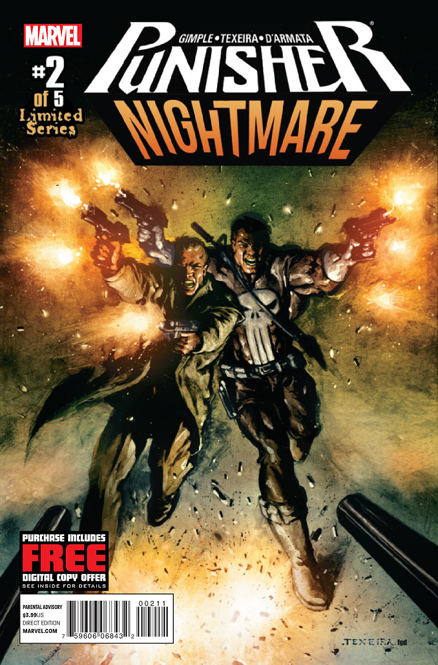 Punisher: Nightmare Vol 1 2