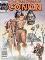 Savage Sword of Conan Vol 1 164