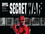 Secret War Vol 1 5