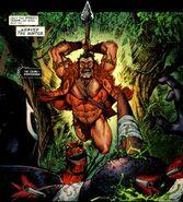 Sergei Kravinoff (Earth-616) from Venom Vol 2 2