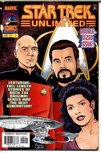 Star Trek Unlimited Vol 1 2