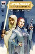 Star Wars The High Republic - Trail of Shadows Vol 1 1