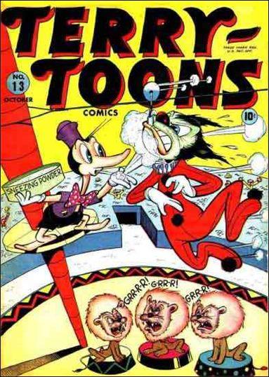 Terry-Toons Comics Vol 1 13