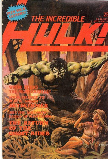 The Incredible Hulk (UK) Vol 2 20