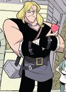 Thor Odinson (Earth-TRN874) from Thor & Loki Double Trouble Vol 1 1 002