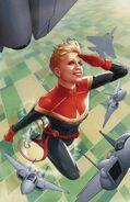 Thor Vol 5 3 Carol Danvers 50th Anniversary Variant Textless