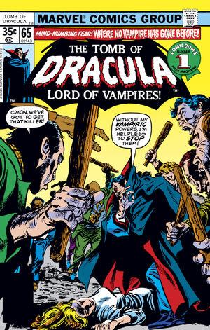 Tomb of Dracula Vol 1 65.jpg