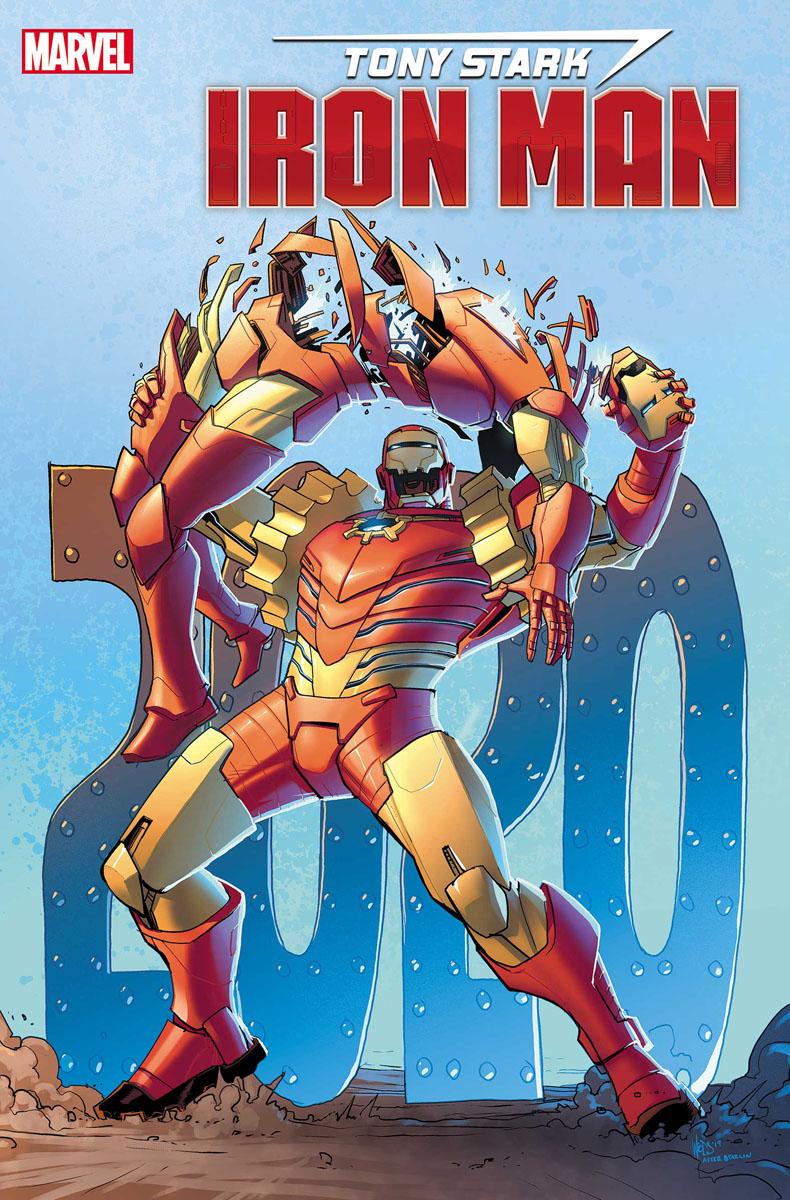Tony Stark Iron Man Vol 1 19 Woods Variant.jpg
