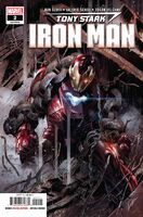Tony Stark Iron Man Vol 1 2