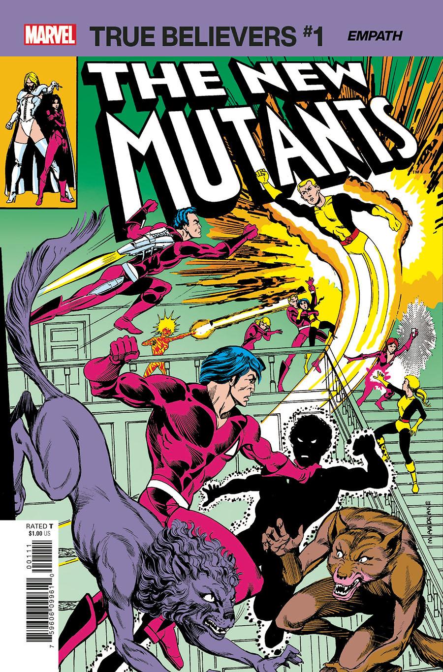 True Believers: X-Men - Empath Vol 1 1
