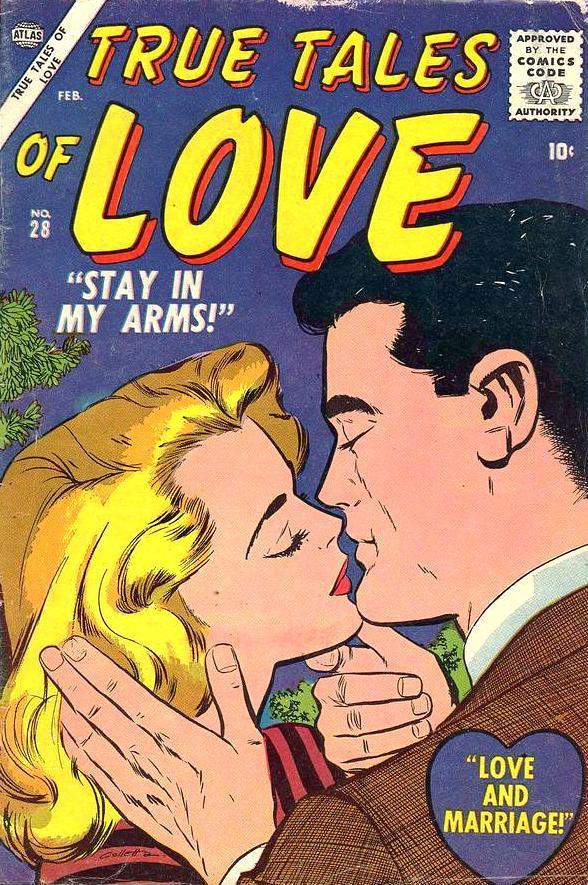 True Tales of Love Vol 1 28