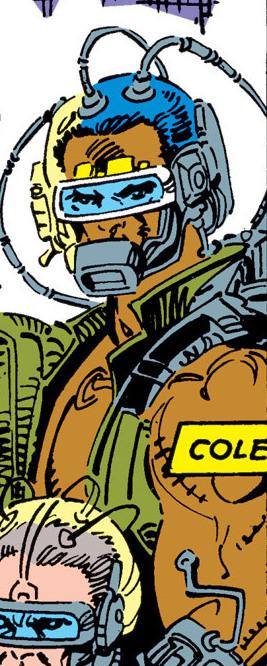 Wade Cole (Earth-616)/Gallery