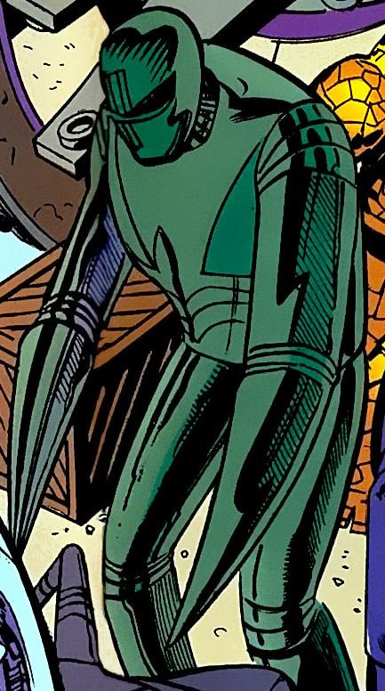 Walking Stiletto (Earth-616)