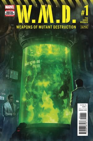 Weapons of Mutant Destruction Alpha Vol 1 1.jpg
