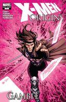 X-Men Origins Gambit Vol 1 1
