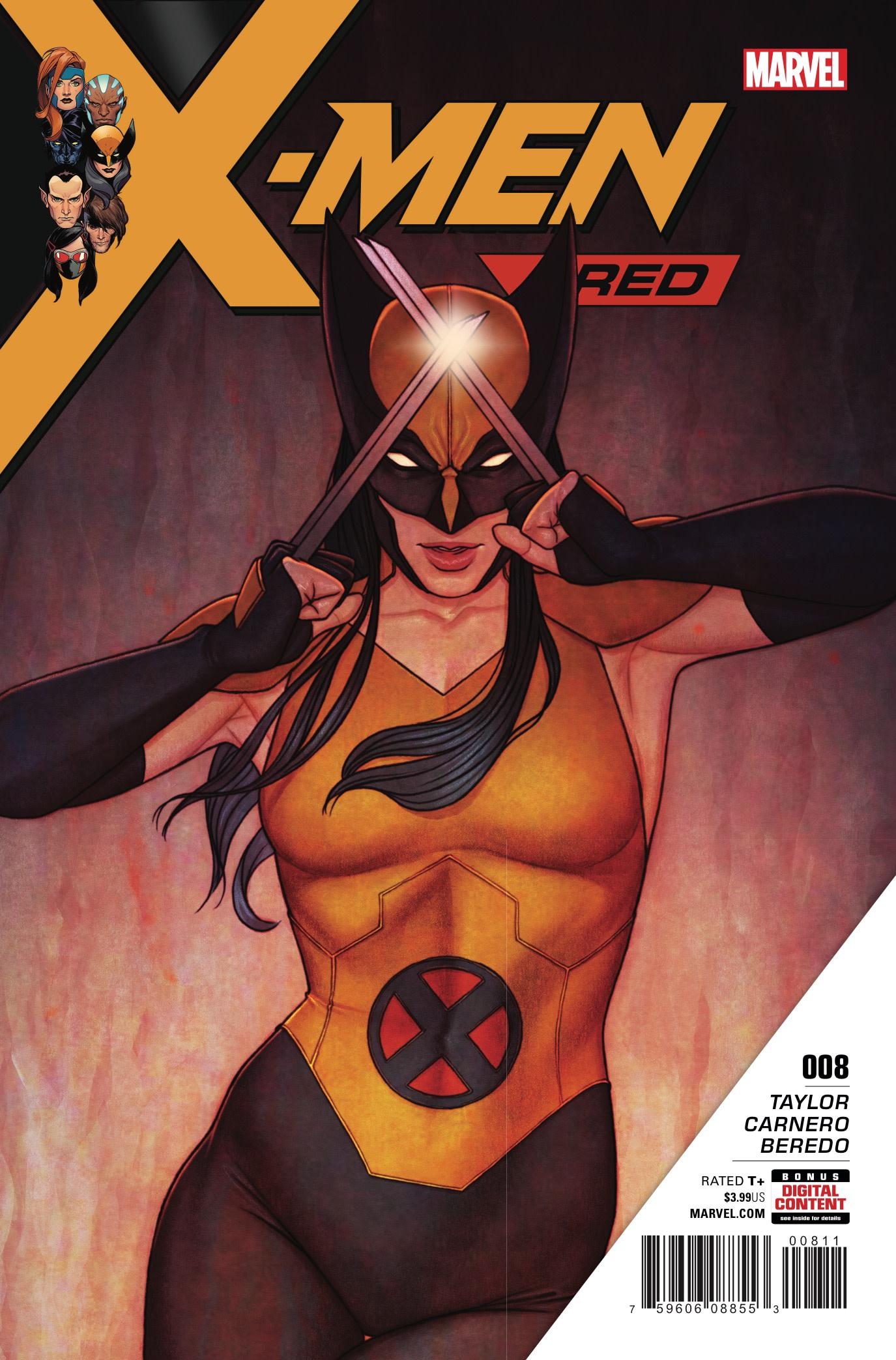 X-Men: Red Vol 1 8