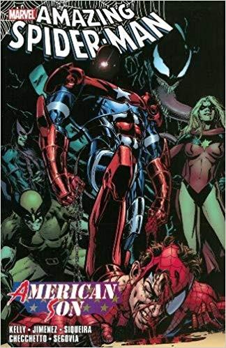 Amazing Spider-Man: American Son TPB Vol 1
