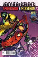 Astonishing Spider-Man & Wolverine Vol 1 1