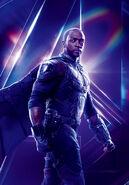 Avengers Infinity War poster 028 Textless