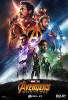 Avengers Infinity War poster 035