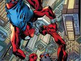 Scarlet Spider's Suit