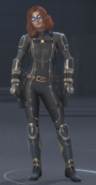 Black Widow Stark Tech Armor (Earth-TRN814) from Marvel's Avengers (video game) 001