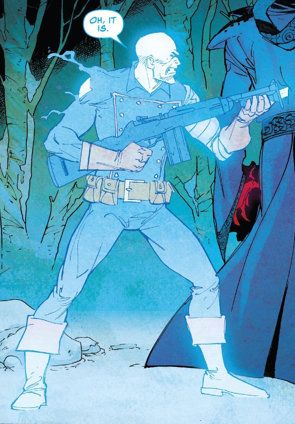 Bucky Wong (Warp World) (Earth-616)