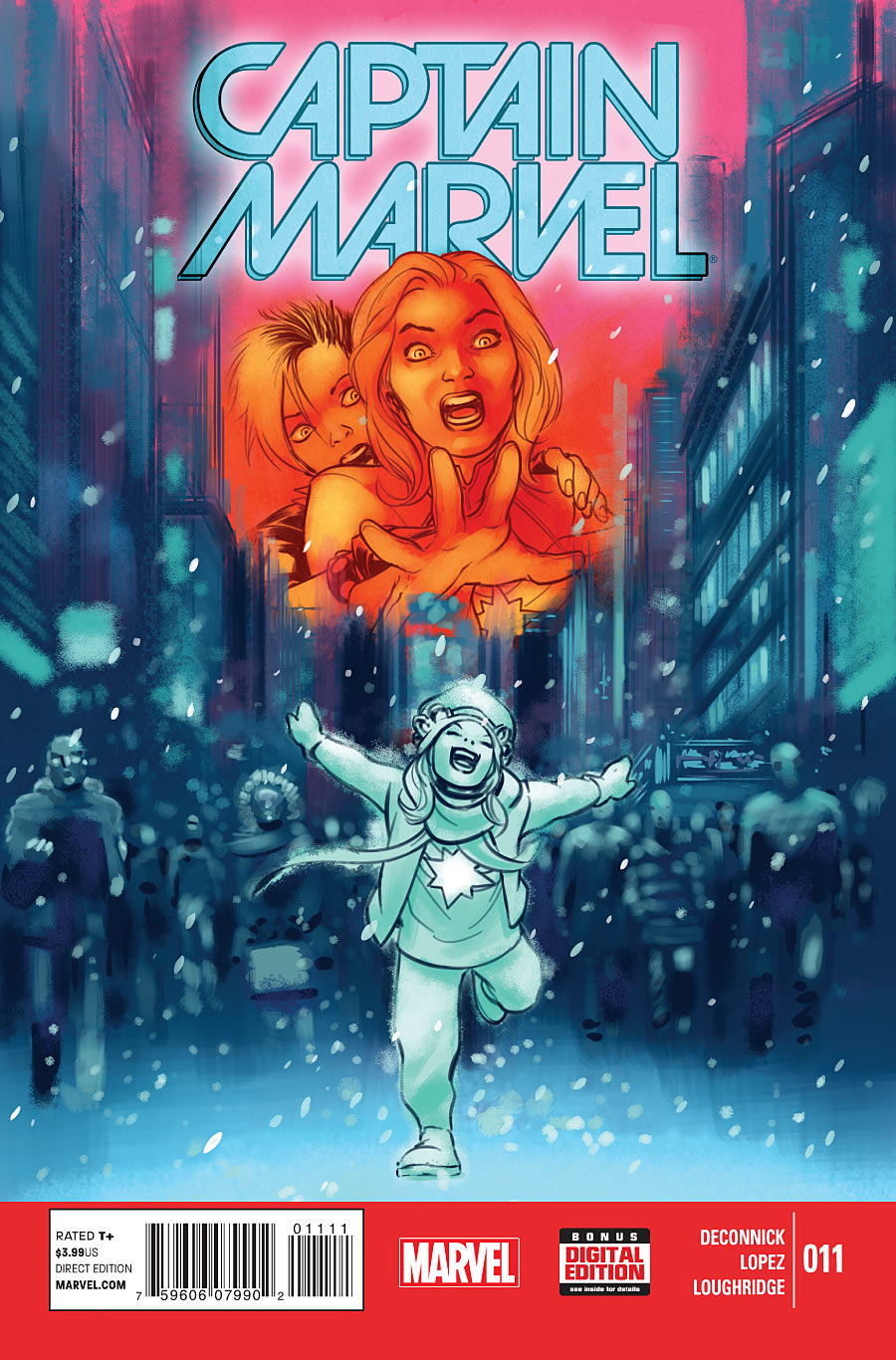 Captain Marvel Vol 8 11