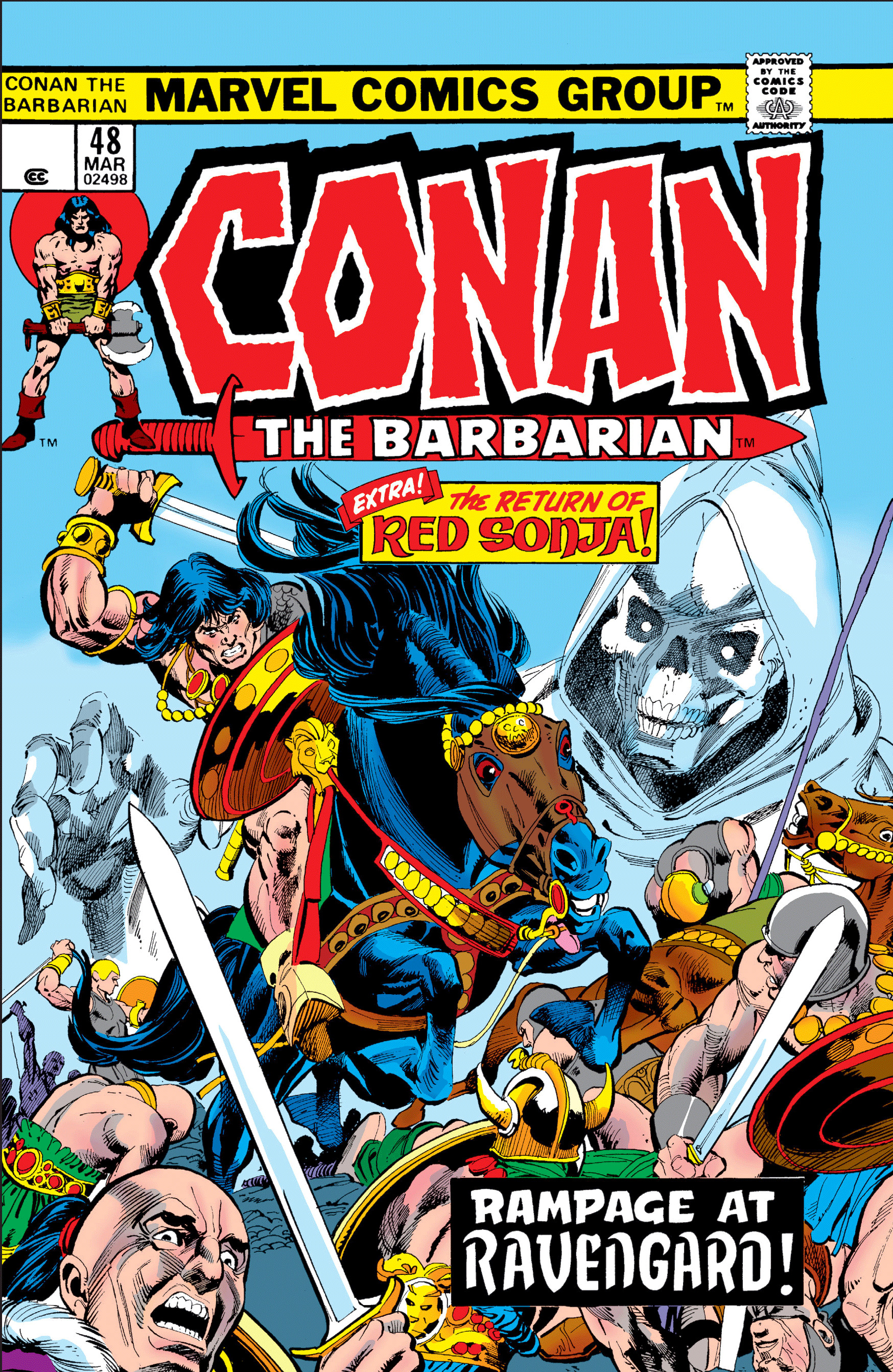 Conan the Barbarian Vol 1 48
