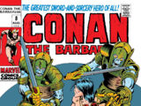 Conan the Barbarian Vol 1 8