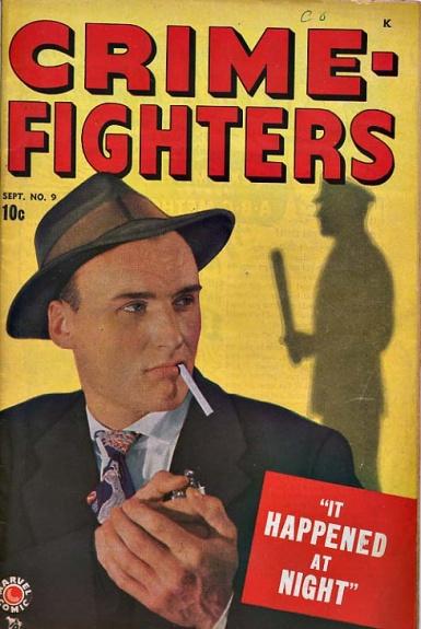 Crimefighters Vol 1 9