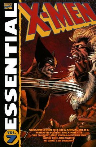 Essential Series: X-Men Vol 1 7