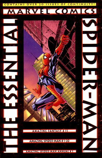 Essential Series: Spider-Man Vol 1