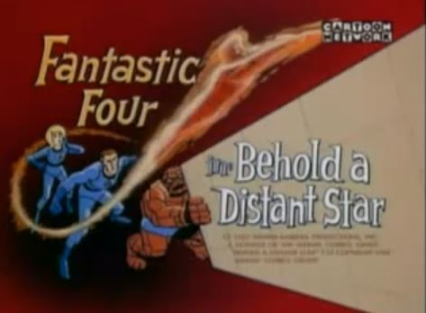 Fantastic Four (1967 animated series) Season 1 8