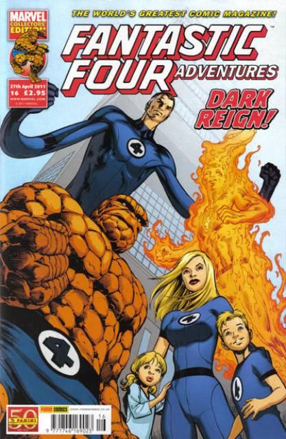 Fantastic Four Adventures Vol 2 16
