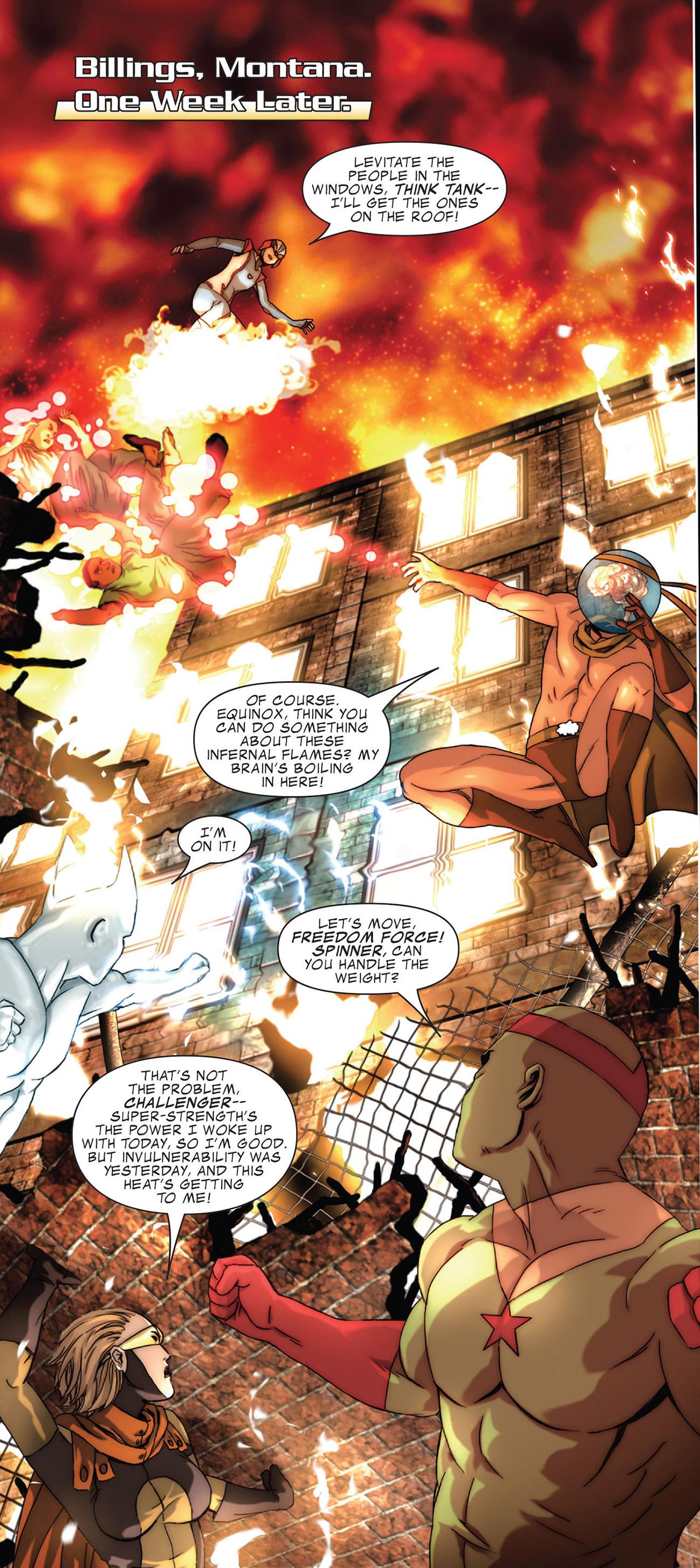 Freedom Force (Initiative) (Earth-616)