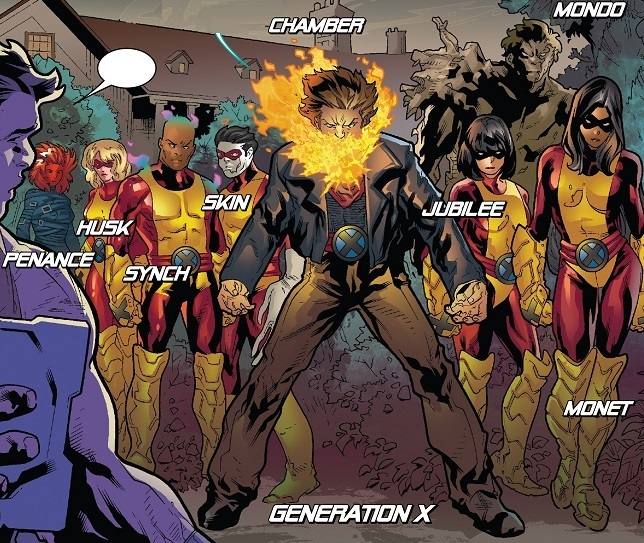 Generation X (Earth-TRN657)/Gallery