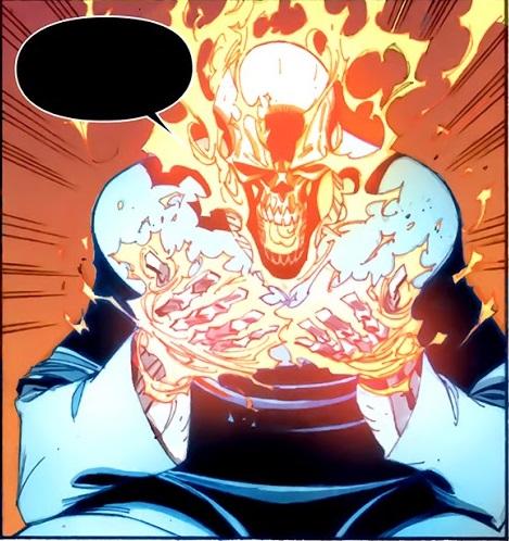 Ghost Rider (Phantom Riders of the Congo) (Earth-616)